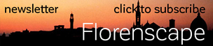 Banner Florenscape Newsletter