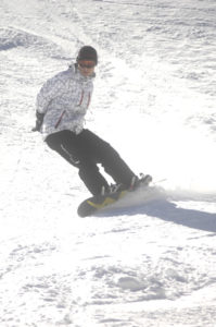 A Snowboarder's Experience at Abetone