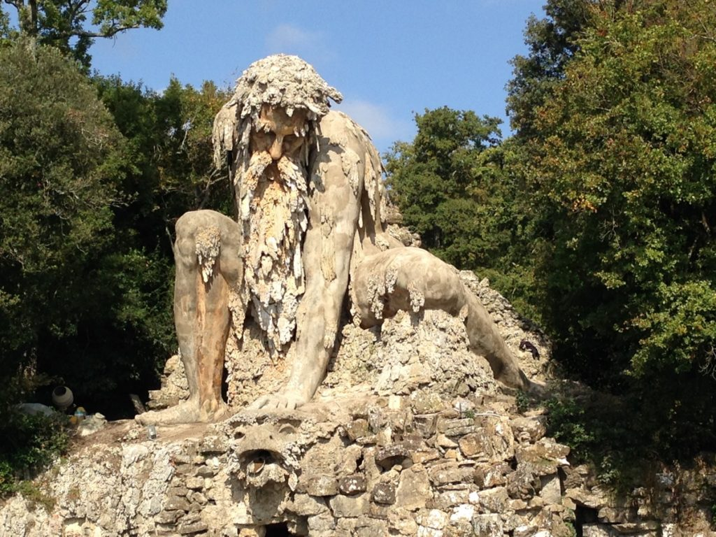 The Return of the Giant of the Apennines - Where Nature Becomes Art