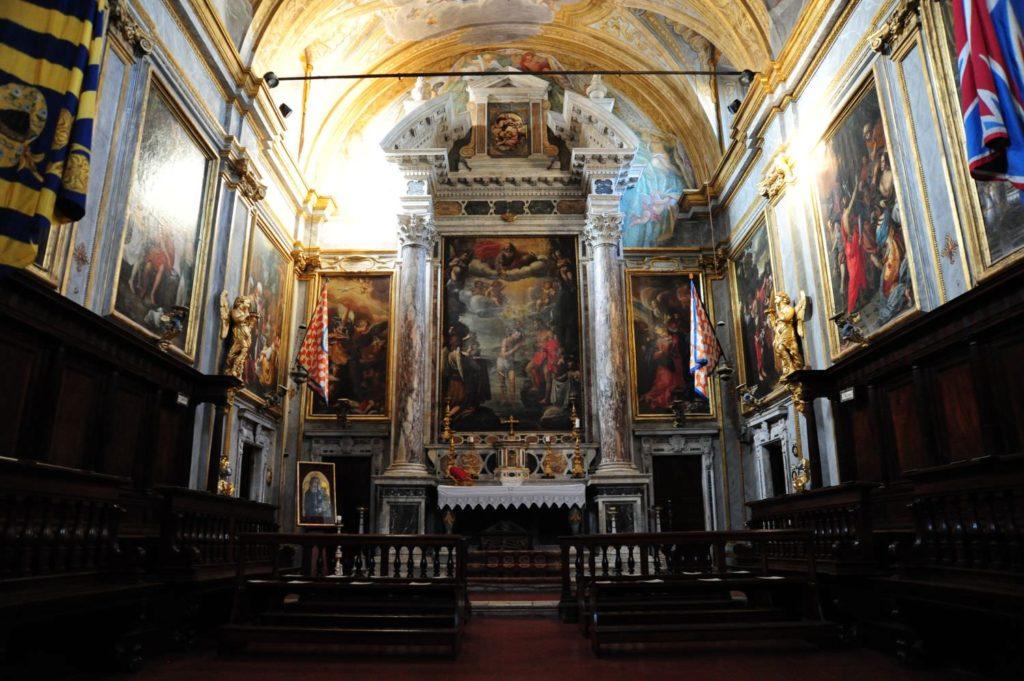 Oratorio della Contrada del Leocorno