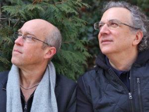 Douglas and Caine at Valdarno Jazz