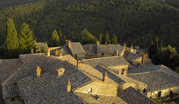 Gargonza, Europe's Best Historic Castle Hotel for 2013