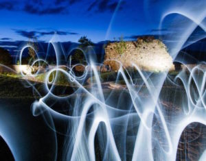 Painting with Light at Toscana Foto Fest