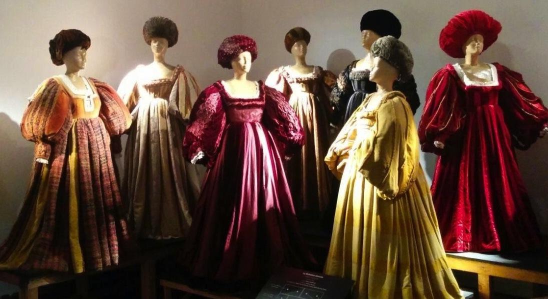 Romeo Juliet Zeffirelli S Movie Stage Costumes At Castiglioncello Tuscan Trends
